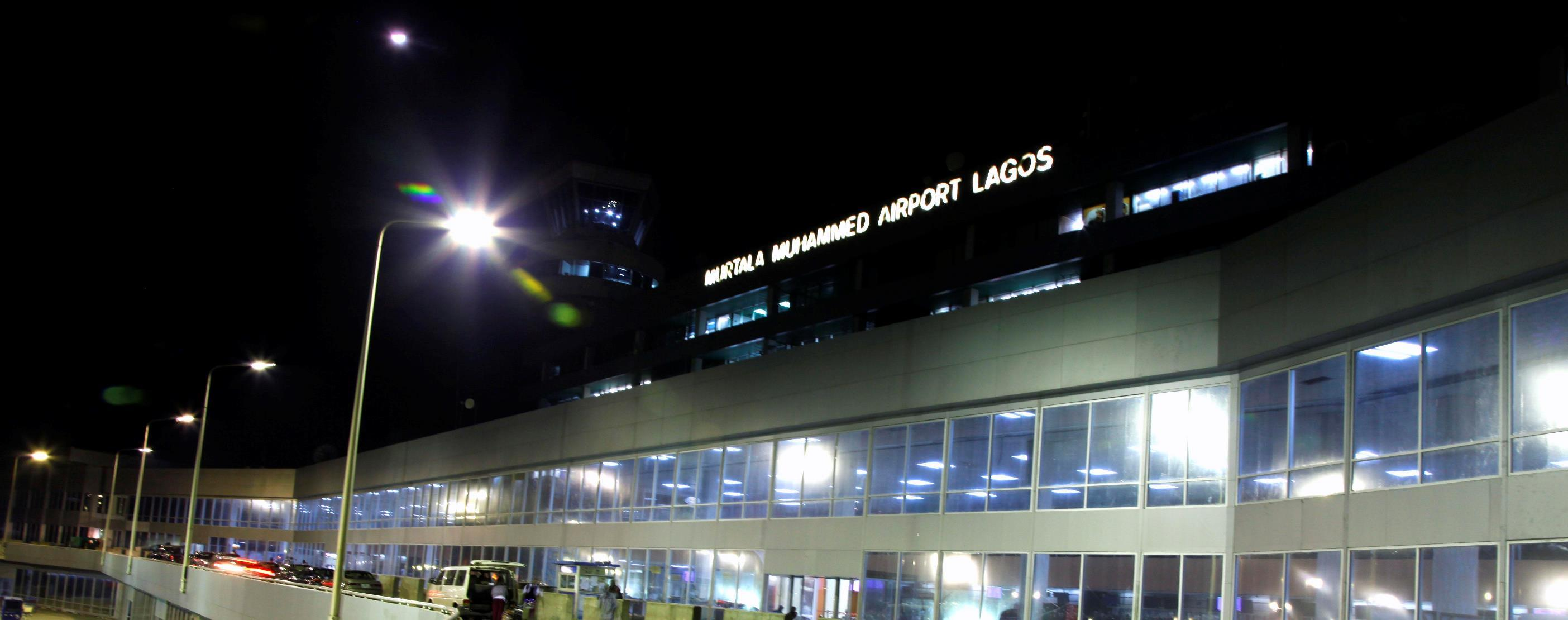 Image result for Murtala Muhammed International Airport
