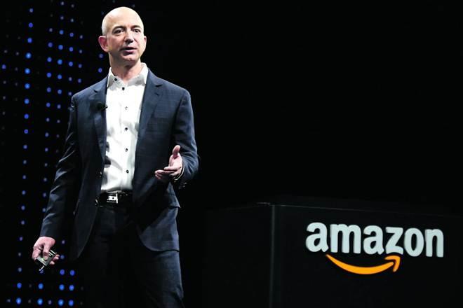 Amazon Jeff Bezos Fundable Financial History Startup Capital