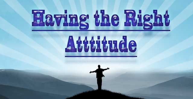attitude the key to success olatorera consultancy limited