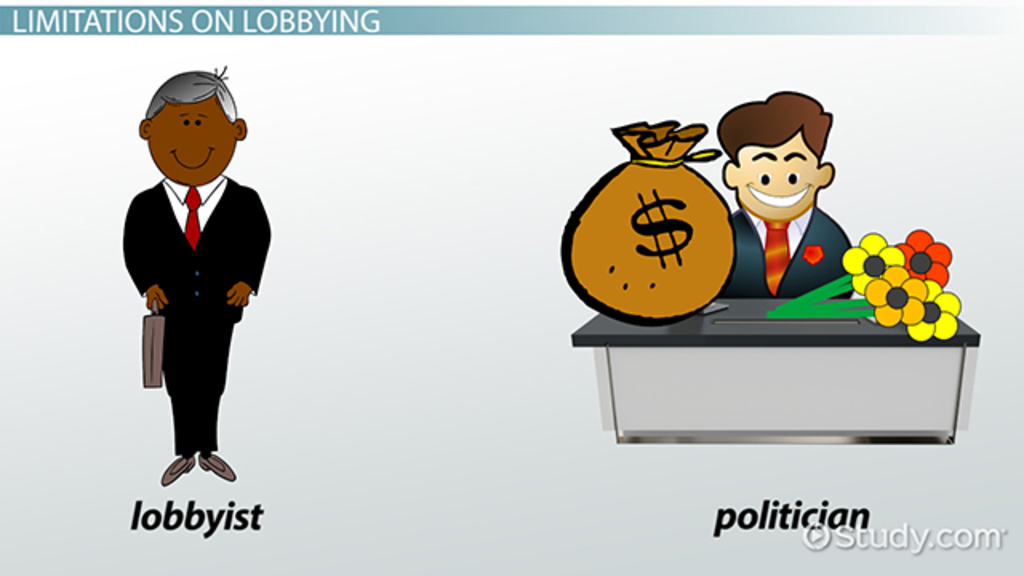 lobbying in government The role of lobbyists is controversial in american politics lobbyists are hired and paid by special-interest groups, companies, nonprofits, groups of citizens, and even school districts to exert influence over elected officials at all levels of government.