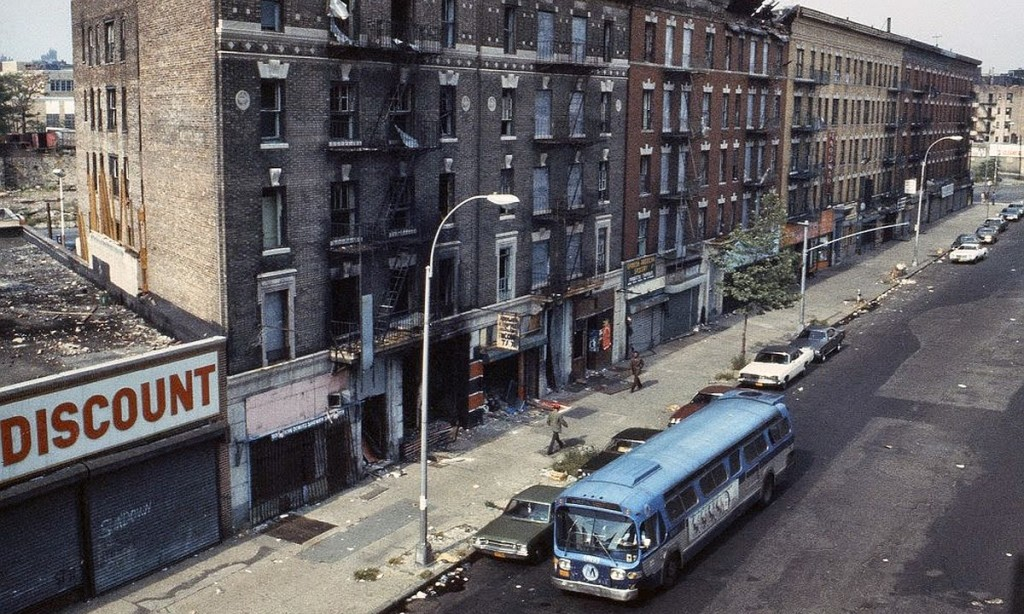 New York Before 1970s