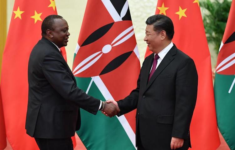 africa china debt financing