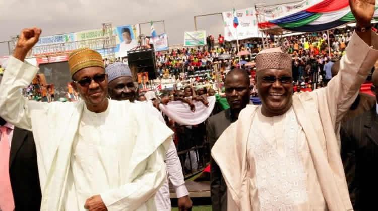 buhari or atiku 2019 nigeria