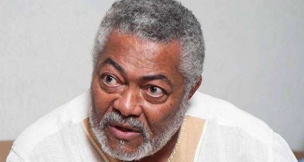 jerry jj rawlings historic african dictators