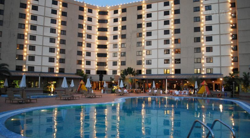 Expensive Hotels Lagos