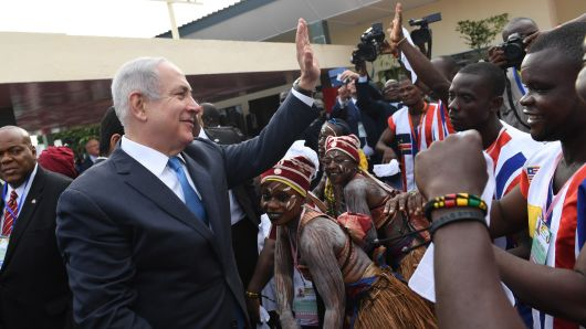 netanyahu israel african union