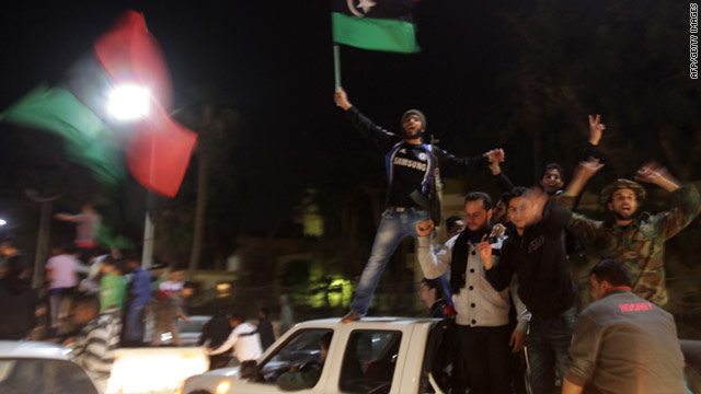 africans anti muammar gaddafi libya