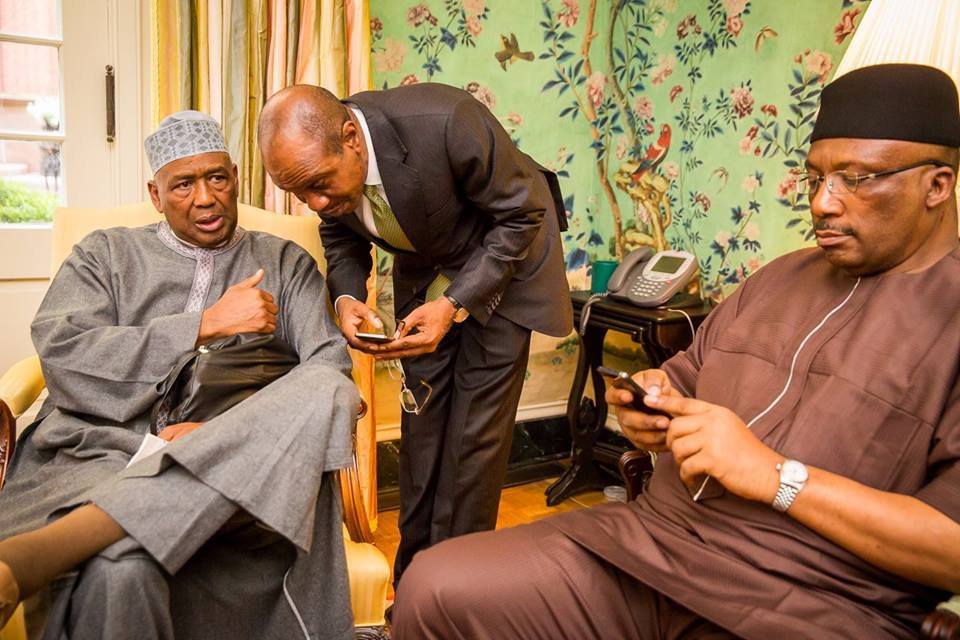 isa funtua godwin emefiele government nigeria keystone 9mobile buhari