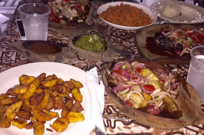 best restaurants in accra ghana