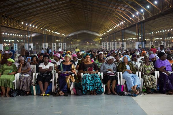 churches in nigeria why people go weekly
