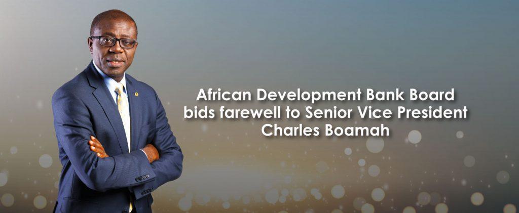 charles boamah afdb svp 2020 farewell