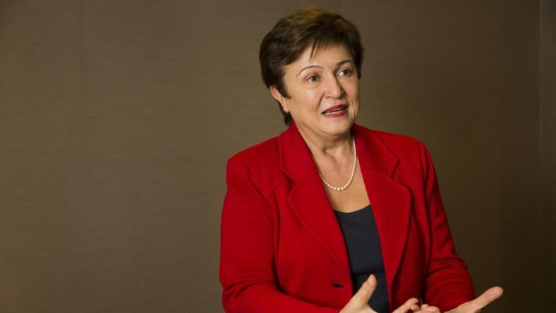 IMF Director Kristalina Georgieva