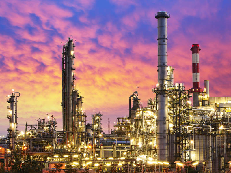 Dangote oil and gas refinery