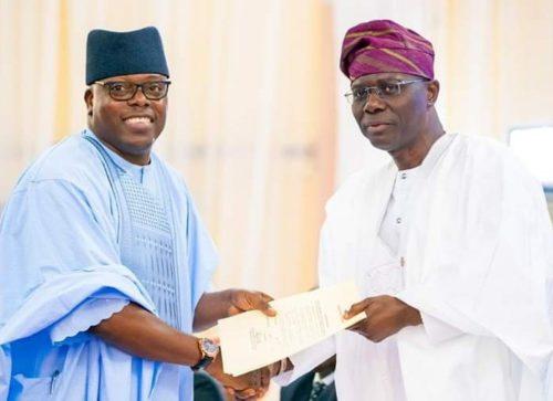 gbolahan lawal 2020 oba oniru royal family lagos nigeria sanwoolu tinubu governance politics royalty africa
