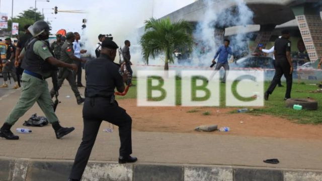 revolution now protest nigeria 2020