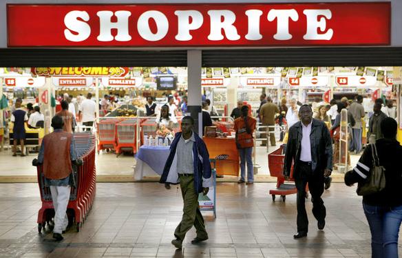 shoprite damages nigeria
